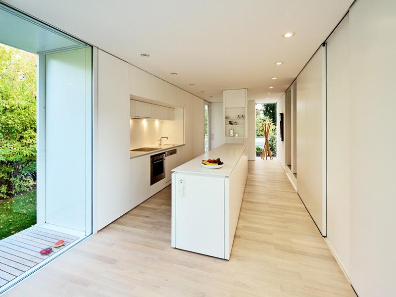 projekte innenausbau k che kunz hand werk. Black Bedroom Furniture Sets. Home Design Ideas